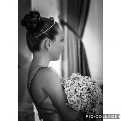 Wedding Dressed Hair 13