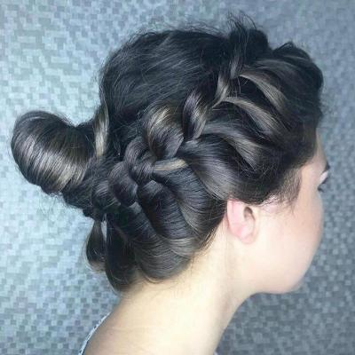 Wedding Dressed Hair 5