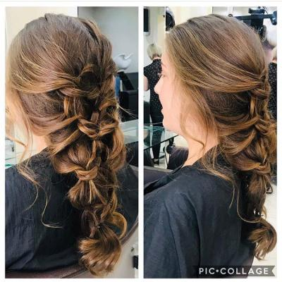 Wedding Dressed Hair 7
